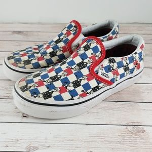 Vans Marvel Groot Checkered Shoes sneakers 13